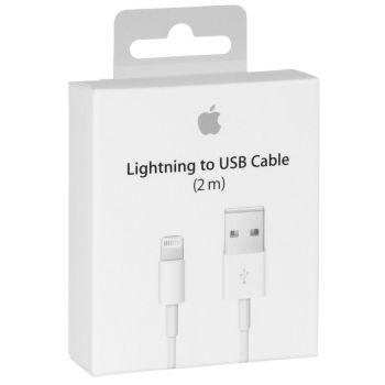 Кабель Apple Lightning to USB Cable (2 m) (оригинальный)