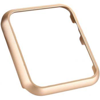 Защитная накладка Uniya для Apple Watch 42 мм Series 1 / 2 / 3 золотистая