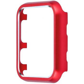 Защитная накладка Uniya для Apple Watch 42 мм Series 1 / 2 / 3 красная