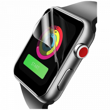 Пленка защитная COTEetCI iWatch Hydrogel Film для Apple Watch Series SE / 6 / 5 / 4 (44 мм)