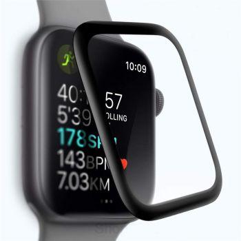 Защитное 3D-стекло Tempered Glass 3D Curved для Apple Watch Series SE / 6 / 5 / 4 (40 мм)