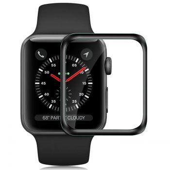 Защитное 3D-стекло Tempered Glass 3D Curved для Apple Watch 44 мм