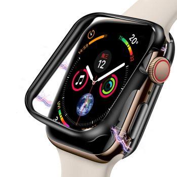 Защитный магнитный чехол Uniya для Apple Watch Series SE / 6 / 5 / 4 (40 мм) Black