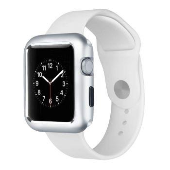 Защитный магнитный чехол Uniya для Apple Watch Series 1,2,3 42 мм Silver