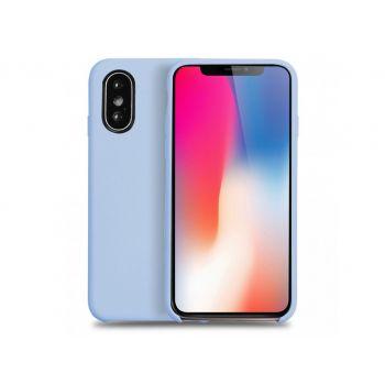 Чехол Apple Silicone Case для iPhone X/Xs Sky Blue
