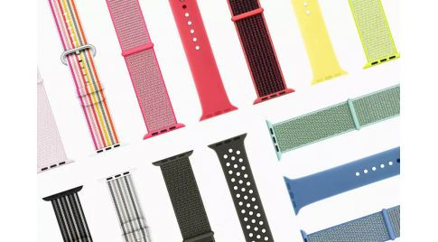 Новые поступления ремешков для Apple Watch Series 5 на 40/44 мм