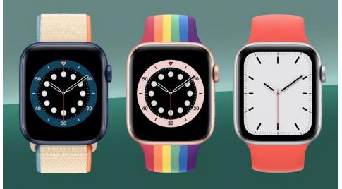 Новые чехлы и ремешки для Apple Watch Series 7 на 41/45 мм