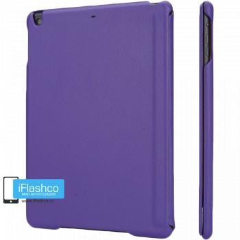 Чехол Jisoncase для iPad Air / Air 2 фиолетовый