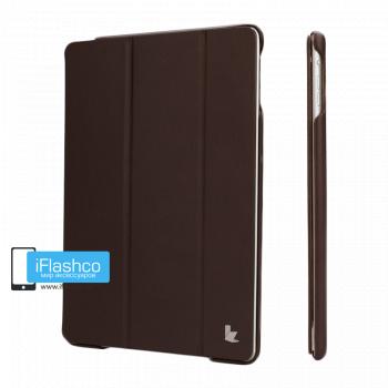 Чехол Jisoncase для iPad Air / Air 2 коричневый