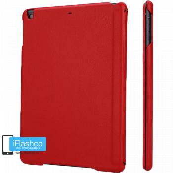 Чехол Jisoncase для iPad Air / Air 2 красный