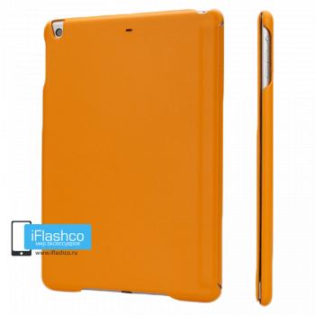 Чехол Jisoncase для iPad Air / Air 2 оранжевый