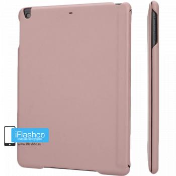 Чехол Jisoncase для iPad Air / Air 2 розовый