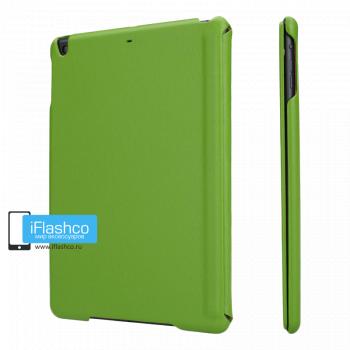 Чехол Jisoncase для iPad Air / Air 2 зеленый