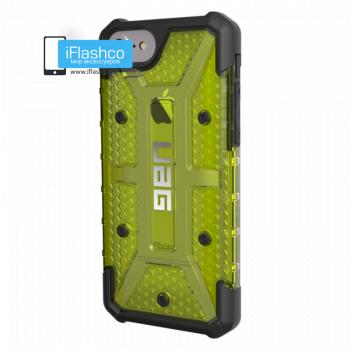 Чехол Urban Armor Gear Citron для iPhone 6 / 6s зеленый прозрачный