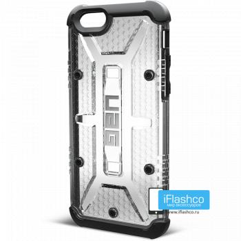 Чехол Urban Armor Gear Maverick для iPhone 6 / 6s прозрачный