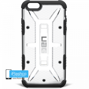 Чехол Urban Armor Gear Maverick для iPhone 6 Plus / 6s Plus прозрачный