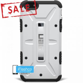 Чехол Urban Armor Gear Navigator для iPhone 6 Plus / 6s Plus белый