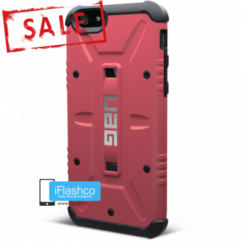 Чехол Urban Armor Gear Valkyrie для iPhone 6 / 6s розовый