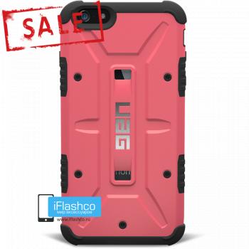 Чехол Urban Armor Gear Valkyrie для iPhone 6 Plus / 6s Plus розовый