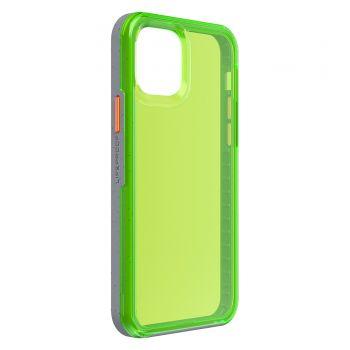 Ударопрочный чехол LifeProof SLAM Series Fluorescent Green для iPhone 12 Pro Max