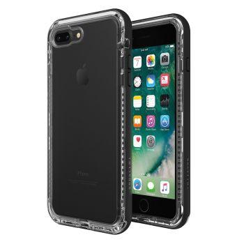 Противоударный чехол LifeProof NËXT Black Crystal для iPhone 7/8/SE