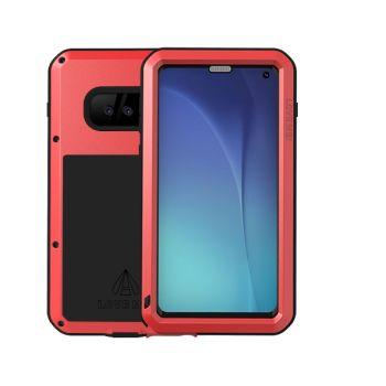 Чехол Love Mei Powerful для Samsung Galaxy S10e Red красный