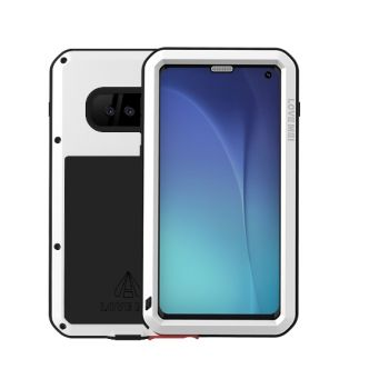 Чехол Love Mei Powerful для Samsung Galaxy S10e White белый