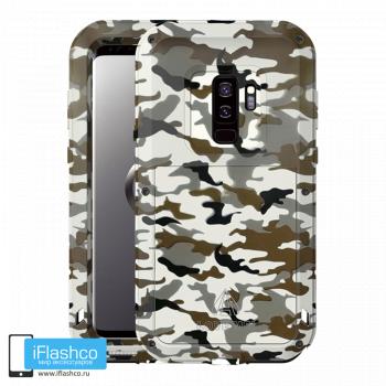 Чехол Love Mei Camo Series Desert для Samsung Galaxy S9+