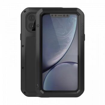 Ударопрочный чехол Love Mei Powerful для iPhone 11 Pro Black