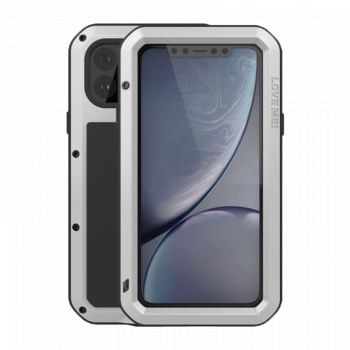 Ударопрочный чехол Love Mei Powerful для iPhone 11 Pro Silver