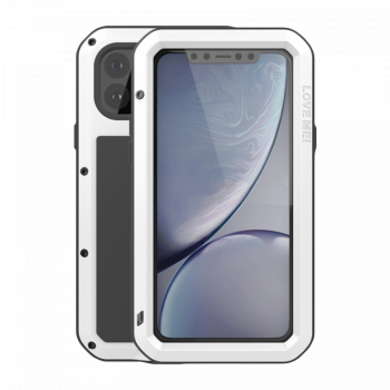 Ударопрочный чехол Love Mei Powerful для iPhone 11 Pro White