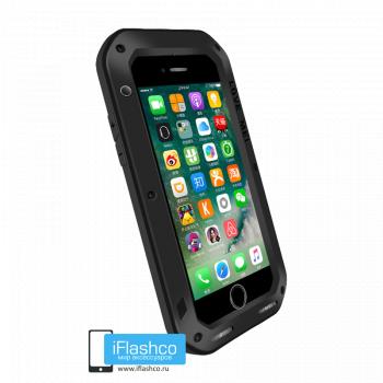 Чехол Love Mei Powerful для iPhone 7/8/SE черный
