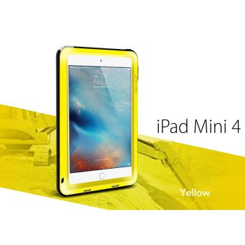 Чехол Love Mei Powerful для iPad mini 4 / 5 Yellow желтый