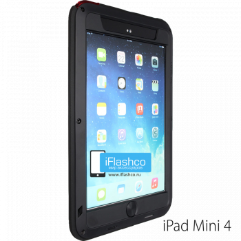 Чехол Love Mei Powerful для iPad mini 4 / 5 Black черный