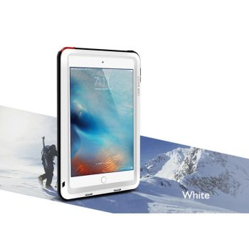 Чехол Love Mei Powerful для iPad mini / mini 2 / mini 3 White белый