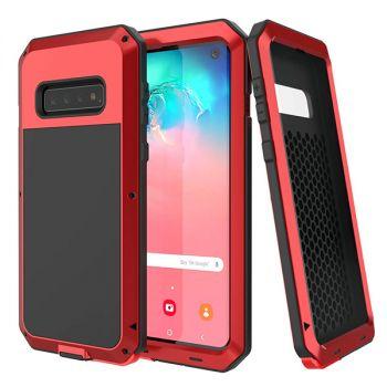 Чехол Lunatik Taktik Extreme для Samsung Galaxy S10 Red красный
