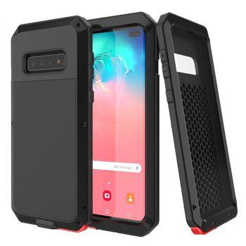 Чехол Lunatik Taktik Extreme для Samsung Galaxy S10 Plus Black черный