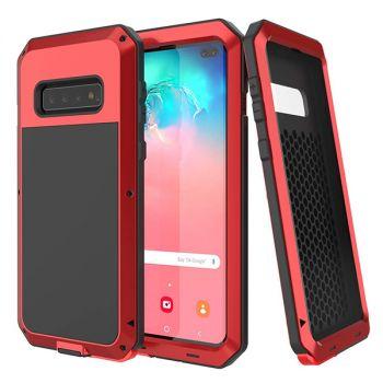 Чехол Lunatik Taktik Extreme для Samsung Galaxy S10 Plus Red красный