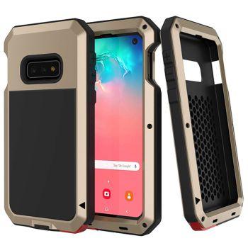 Чехол Lunatik Taktik Extreme для Samsung Galaxy S10e Gold золотистый