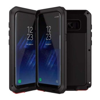 Чехол Lunatik Taktik Extreme для Samsung Galaxy S8+ Black черный