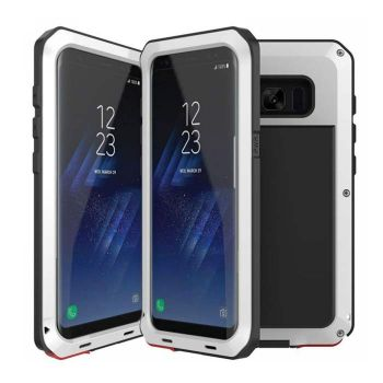 Чехол Lunatik Taktik Extreme для Samsung Galaxy S8 White белый