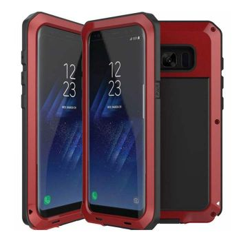 Чехол Lunatik Taktik Extreme для Samsung Galaxy S8+ Red красный
