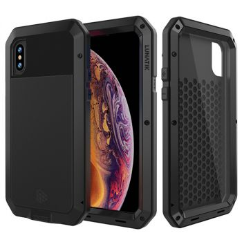 Чехол Lunatik Taktik Extreme для iPhone XS Max Black черный