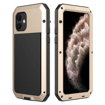 Ударопрочный чехол Lunatik Taktik Extreme Gold для iPhone 11