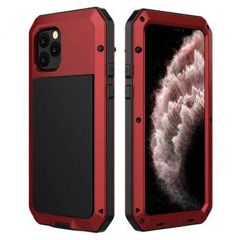 Ударопрочный чехол Lunatik Taktik Extreme Satin Red для iPhone 11 Pro Max