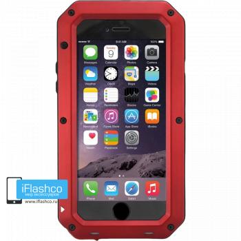 Чехол Lunatik Taktik Extreme iPhone 7/8/SE красный