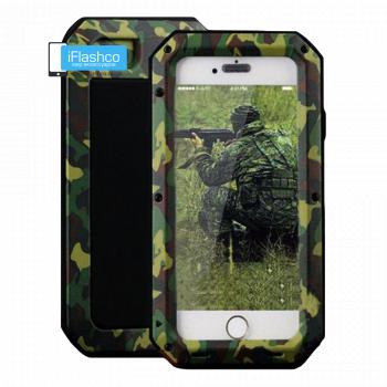 Чехол Lunatik Taktik Extreme iPhone 7/8/SE камуфляж