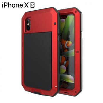 Чехол Lunatik Taktik Extreme для iPhone XR Red красный