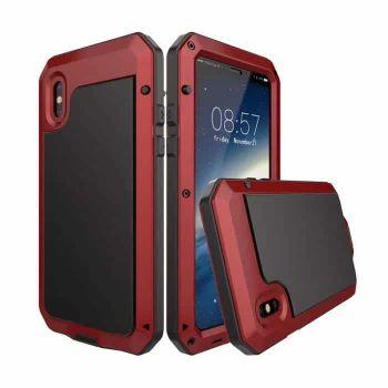 Чехол Lunatik Taktik Extreme для iPhone X/Xs Red красный