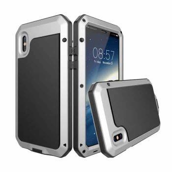 Чехол Lunatik Taktik Extreme для iPhone X/Xs Silver серебристый